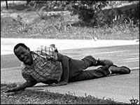 James Meredith shot