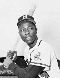 Hank Aaron home Run Record