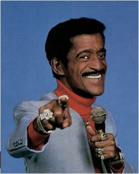 Sammy Davis Jr. passes