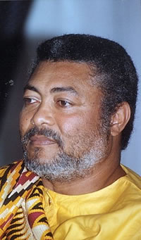 Jerry Rawlings coup