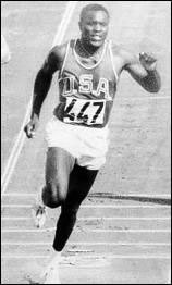 First black Olympic Decathlon gold