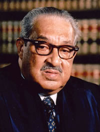First Black Supreme Court Justice sworn