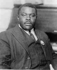 Marcus Garvey Shot