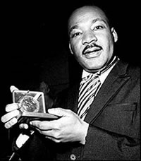 Martin Luther King Jr. Nobel Peace Prize